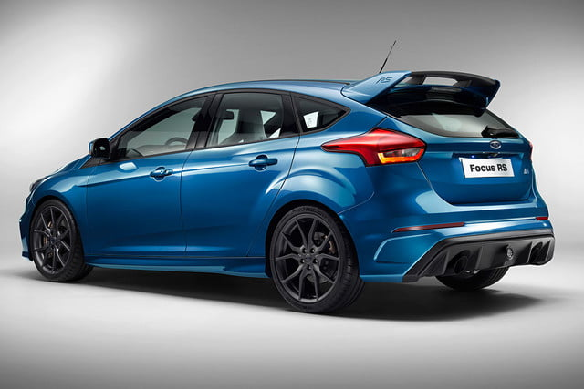 ford focus rs pricing performance specs news 06