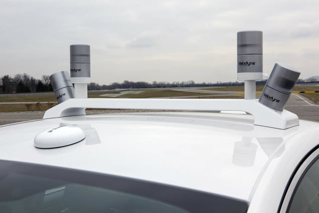 ford releases fusion hybrid research vehicle will explore autonomous driving tech 5