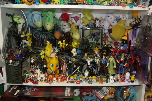 video game memorabilia popularity 10