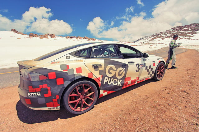 tesla model s pikes peak record go puck img 1080
