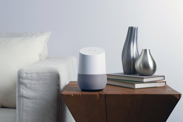 how to set up hands-free calling on the google home