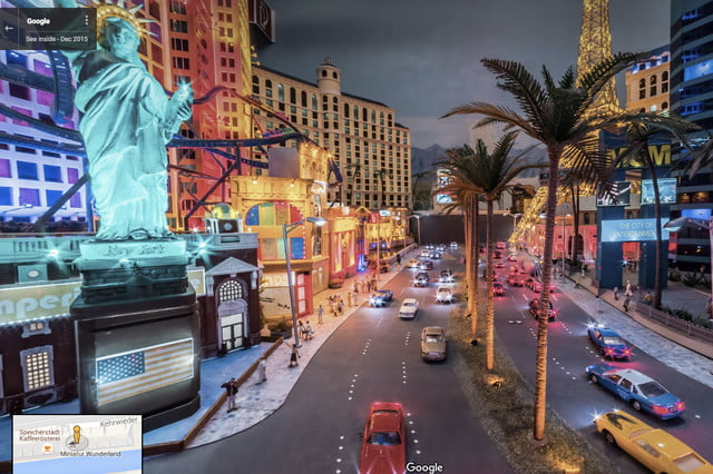 google street view miniatur wunderland video news mini tilt shift 3