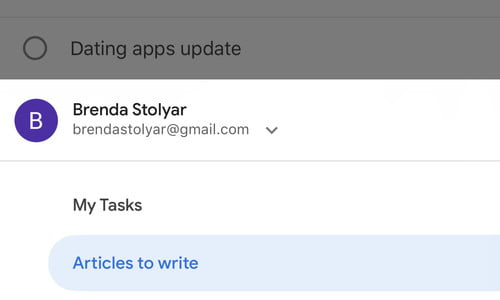 Google Tasks' Refreshing Design Makes It Easy To Stay