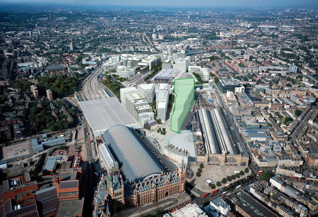 google london hq plan uk 8