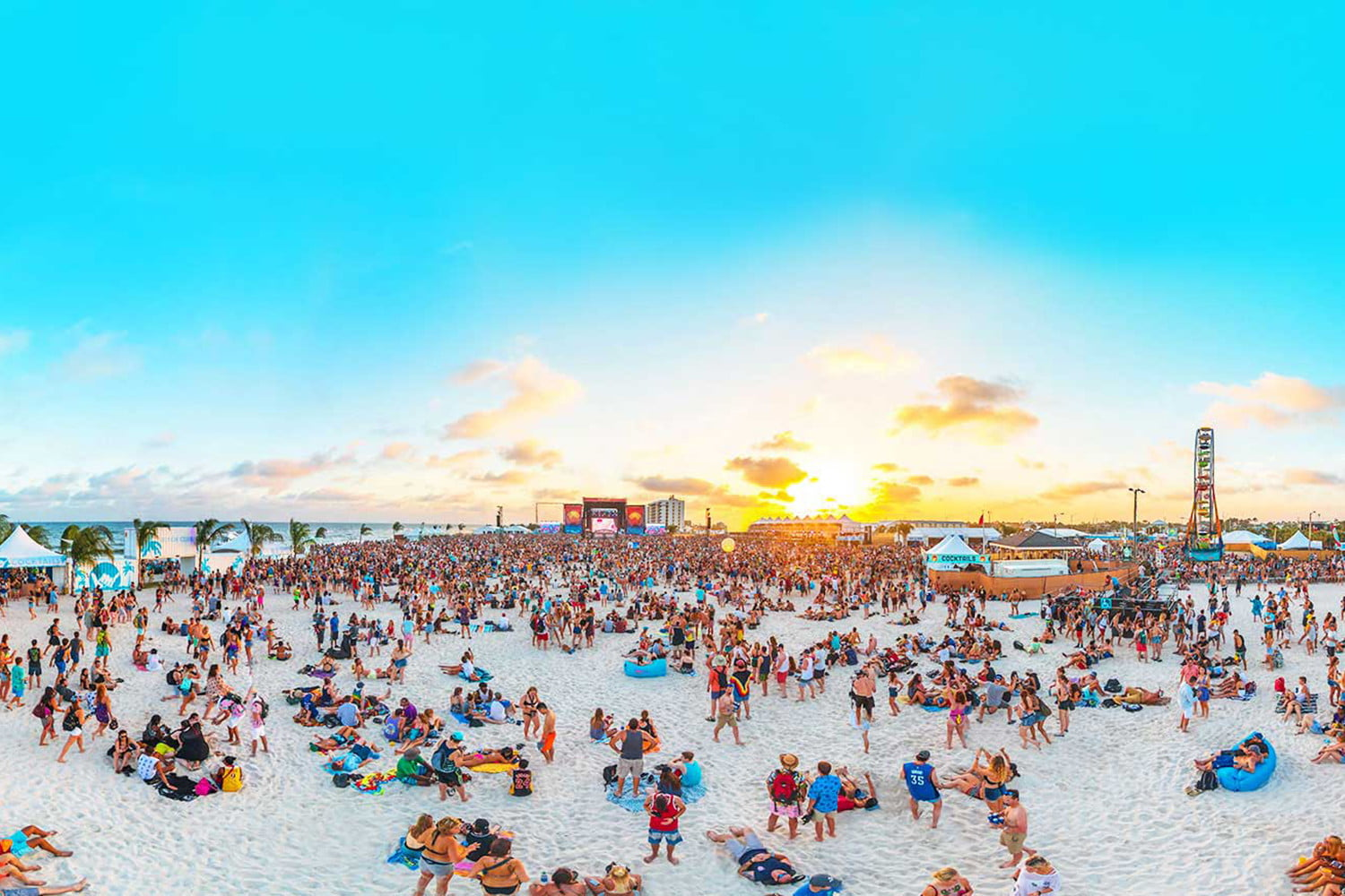 The Best Music Festivals in America You Can't Afford To Miss