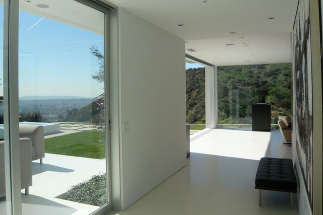 homes with their own shark tanks hollywood hills sharks 3