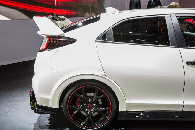 honda civic type r official pictures specs and performance 6