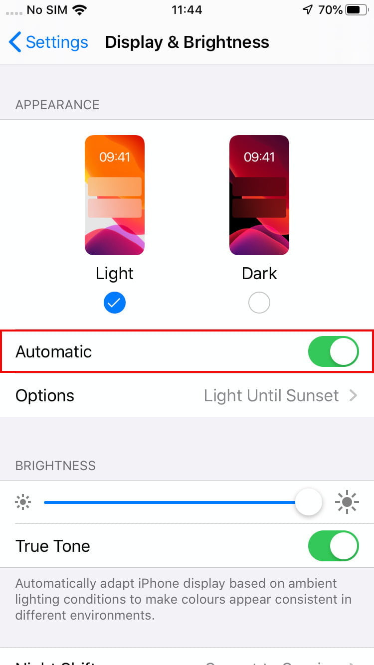 How to Turn on Dark Mode in iOS 13 | Digital Trends