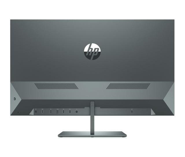 hp launches new monitors and all in one ces 2019 pavilion 32 qhd display  rear