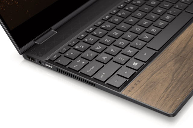 HP Envy 13 360 in Walnut.