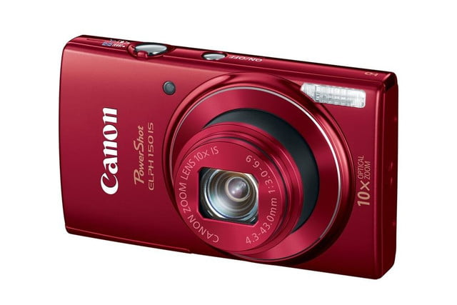 new canon powershot cameras 2014 cp plus camera show hr elph150is red 3q cl