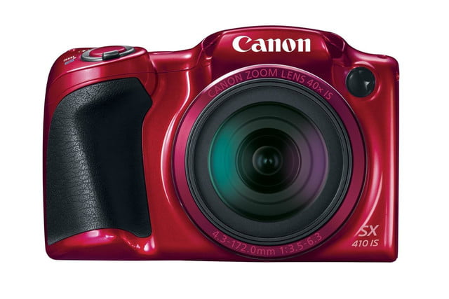 canons new powershots basic powerful model development hr sx410is red front cl