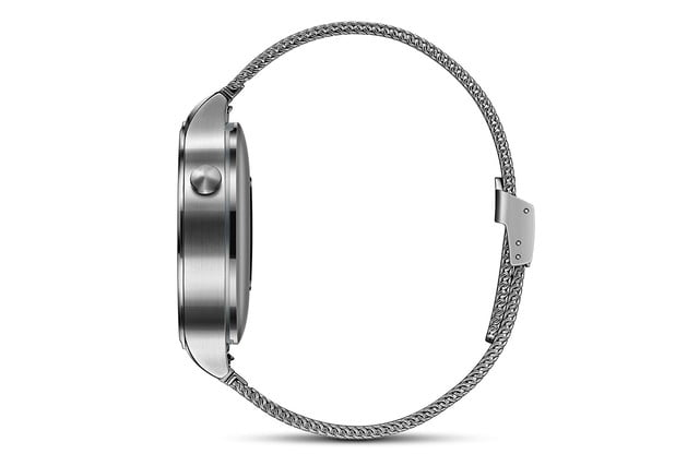 huawei watch news stainless mesh side
