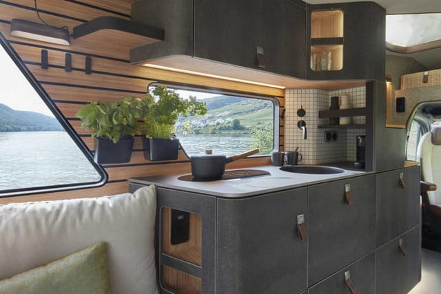 hymer visionventure concept previews the camper van of 2025 vision venture 10