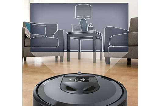 irobot slashes 150 off i7 best roomba robot vacuum that empties itself i755020 vslam