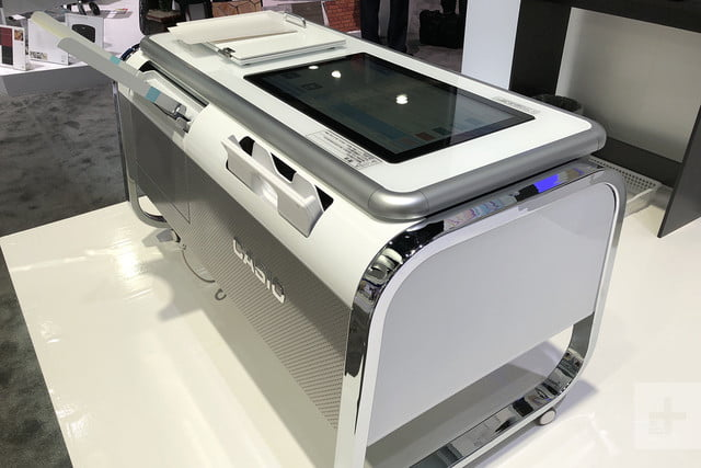 casio mofrel 25d printer ces2018 image uploaded from ios 10