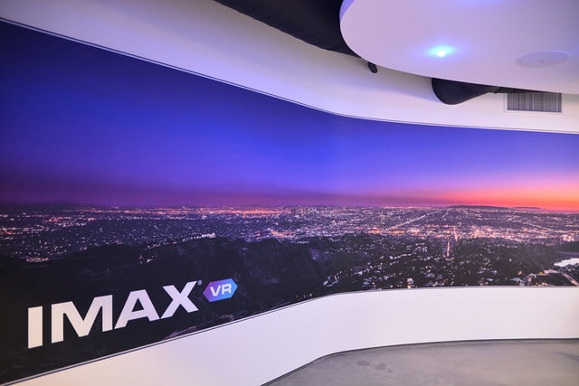 We tried IMAX VR, and it left us excited as hell (and weak