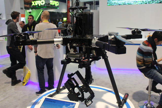 unknown drone company roundup ces 2016 img 1911