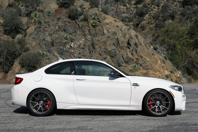 bmw tuner dinan gives the m2 a performance focused makeover we go for spin img 5511
