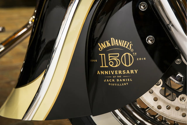 Indian Motorcycle Jack Daniel's Custom