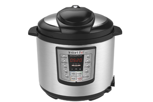 amazon instant pot pressure cooker deals lux60v3 v3 6 qt in 1 multi use programmable 750x500