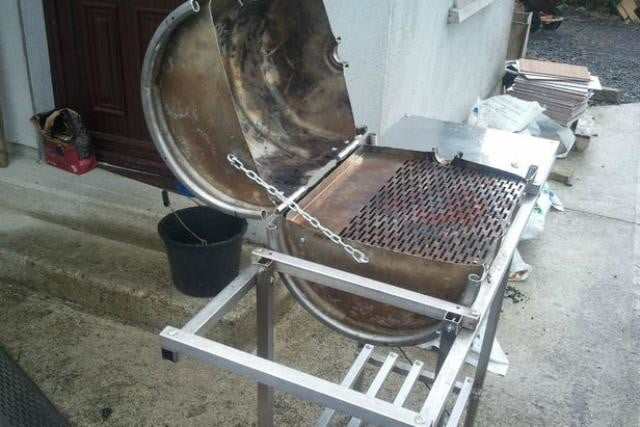 8 cool things you can make out of a keg instructables grill