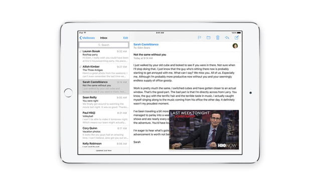 does ios 9 finally make the ipad a worthy laptop replacement multitasking 6
