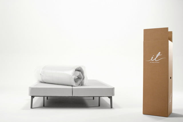 sleep number it bed smart mattress box and