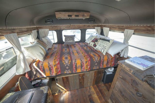 coolest bus to mobile home conversions jaxaustininside1