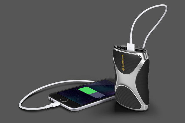 kraftwerk gas charge your devices gray phone charging
