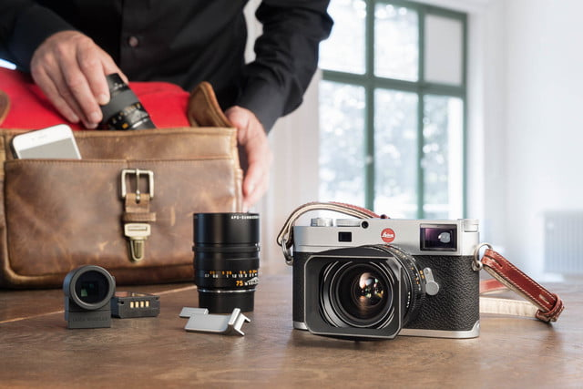 Leica's M10 Goes New School with Built-in Wi-Fi and Faster