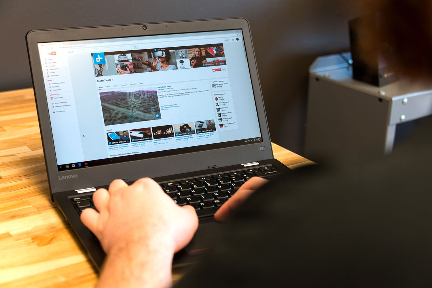 How to Right-Click on a Chromebook | Digital Trends