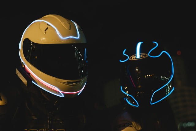 lightmode helmet light kits 0013
