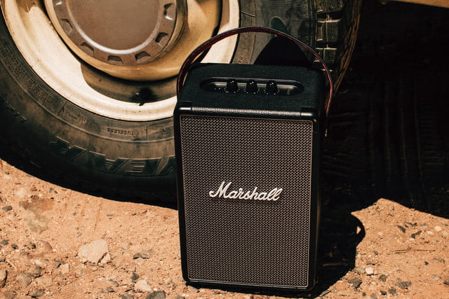 marshall portable speakers tufton stockwell ii vintage bluetooth campaign images usp durable and roadworthy highres