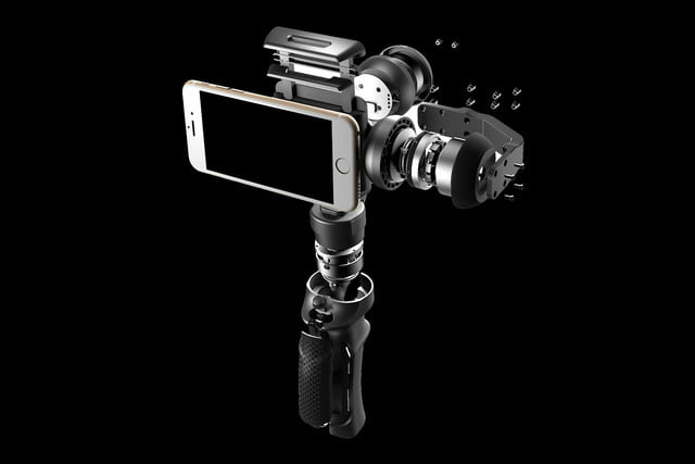 marsoar gimbal 3 axis video stabilization stabilizer 5