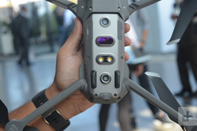 mavic 2 pro bottom