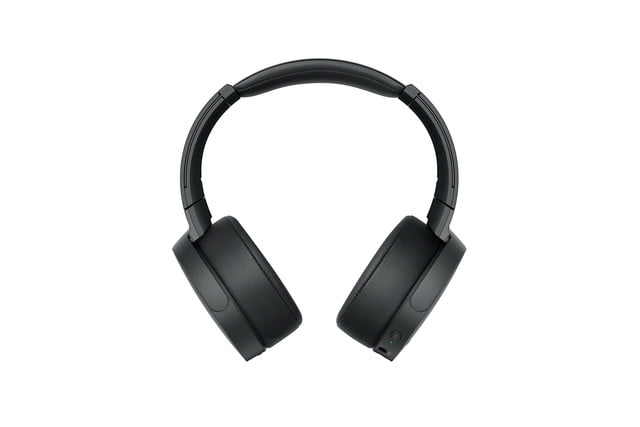 sony extra bass xb headphones speakers ces 2017 mdr xb950n1 b front large