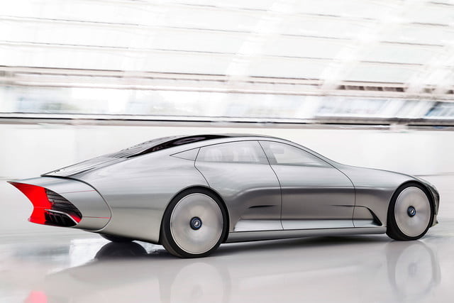 the top 10 best cars from frankfurt motor show mercedes concept iaa 005