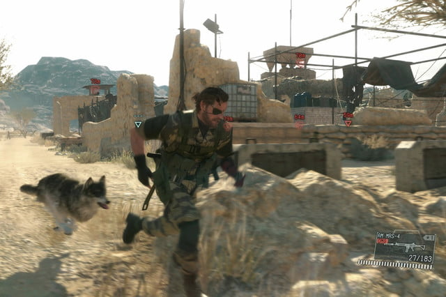best pc games metal gear solid 5