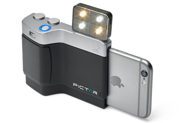 pictar iphone case provides dslr like shooting experience miggo 8