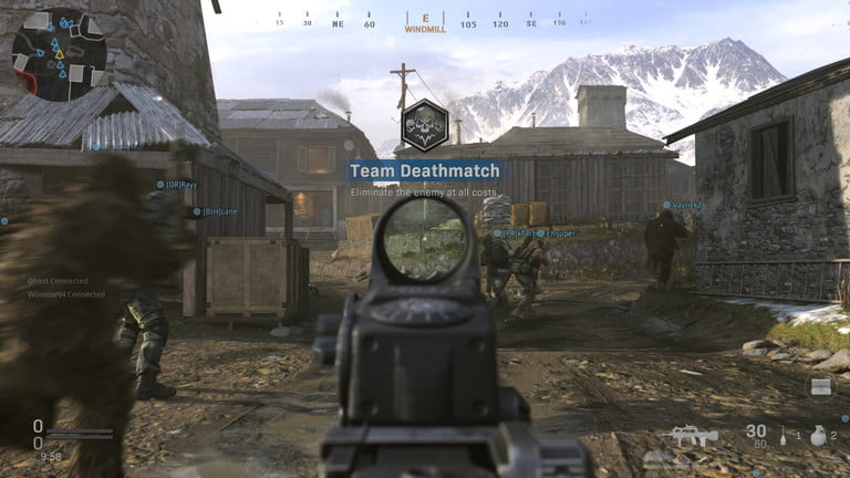 Modern Warfare TDM