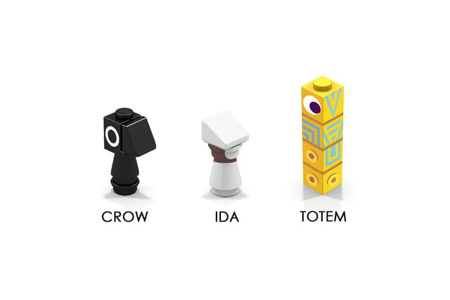 monument valley lego campaign ios puzzle game 6