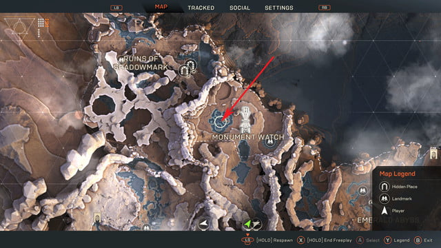 anthem where to find titans locations and missions monumentwatch