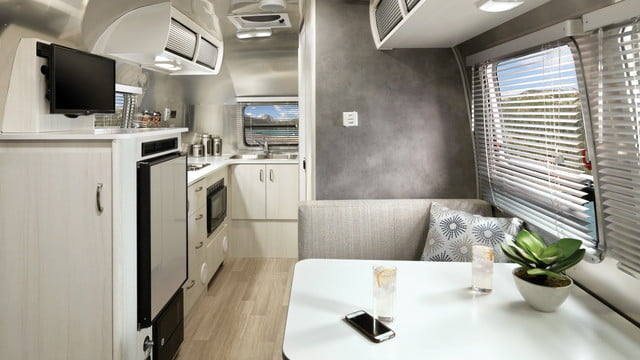 airstream 2020 bambi and caravel are more camping than glamping my20 gallery interior 3