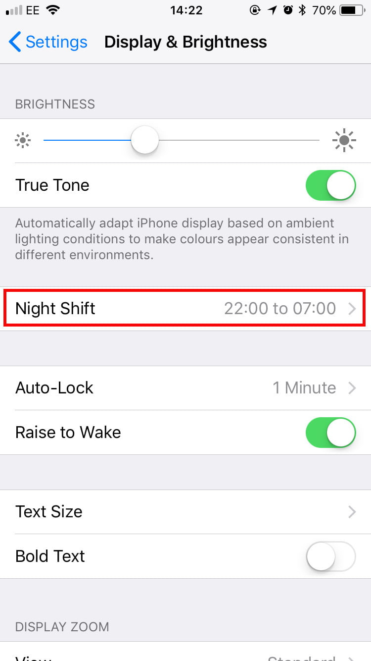 How to Use a Blue Light Filter on Your Phone | Digital Trends