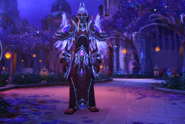 world of warcraft allied races guide nightborne male