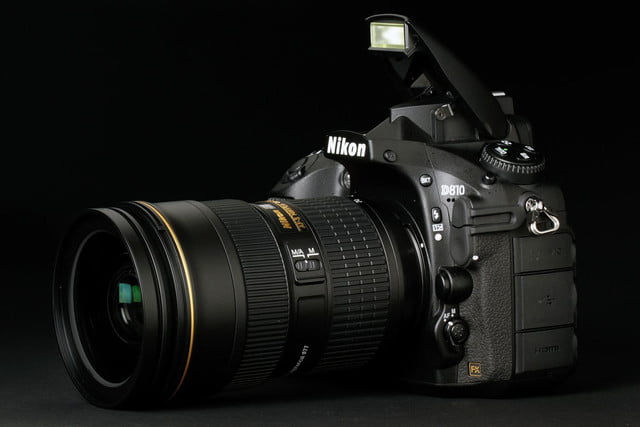 nikon d810 review front angle