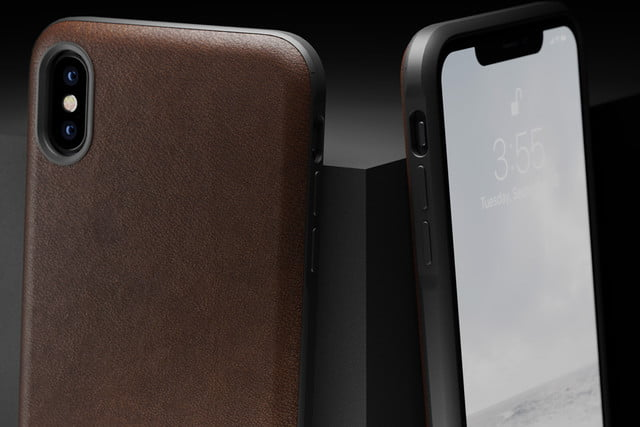 Nomad Rugged Leather Case