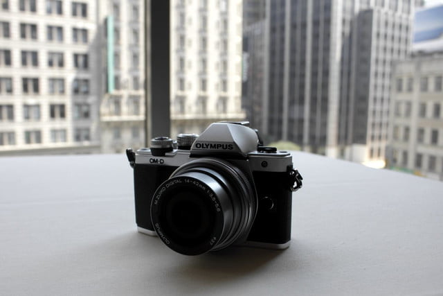 olympus gives entry level om d e m10 mirrorless camera big upgrades e10mkii 14