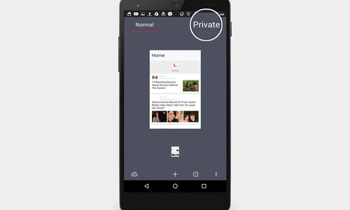 How to Turn On Private Browsing in Android and iOS | Digital